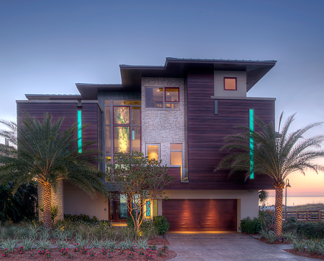 North Clearwater Beach Residence Klar And Klar Architects