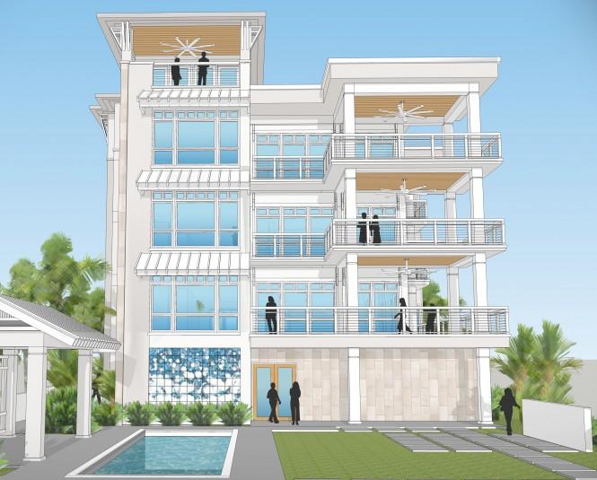 Feature New Dunedin Condominiums