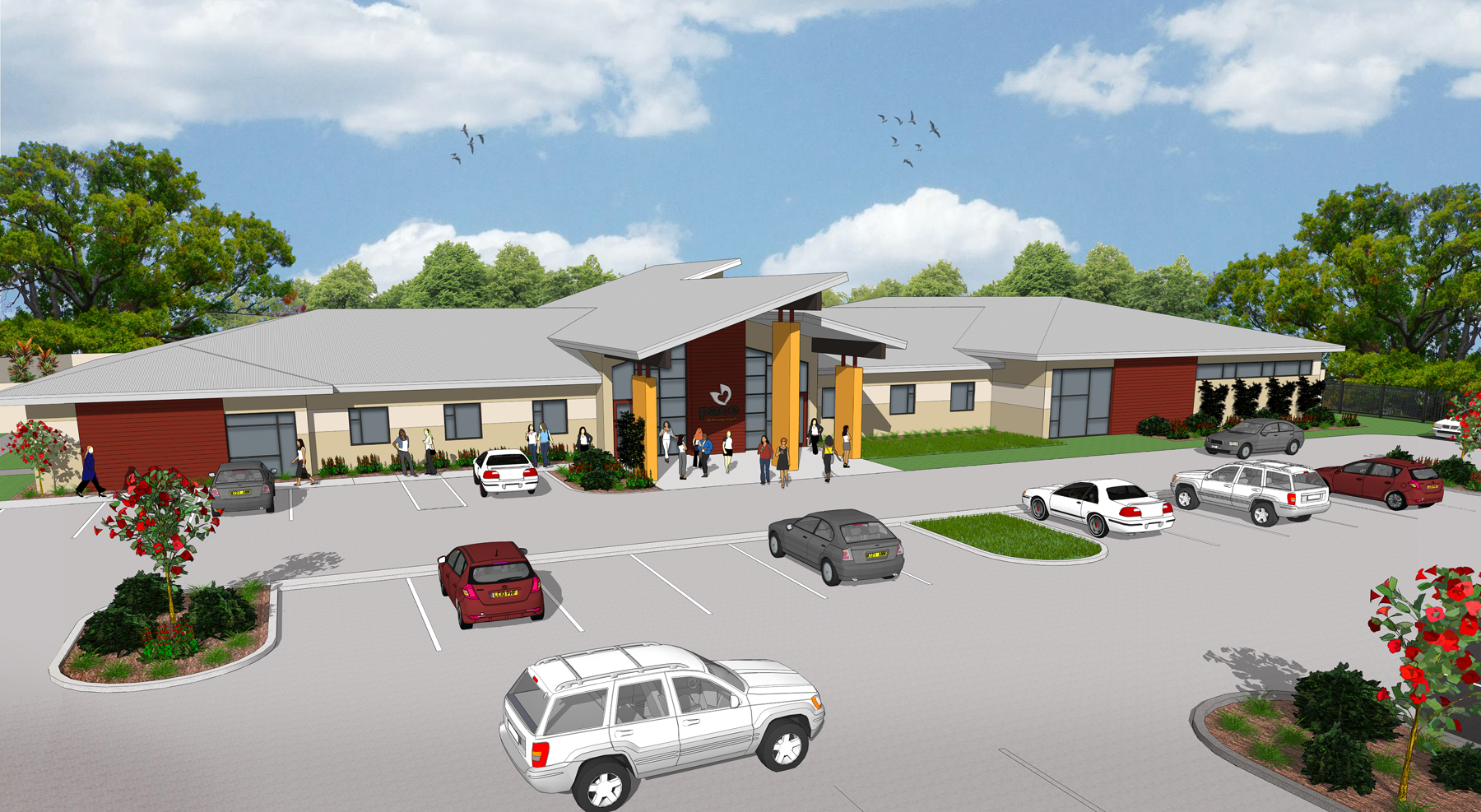 Coming Soon… New Building for PACE Center for Girls