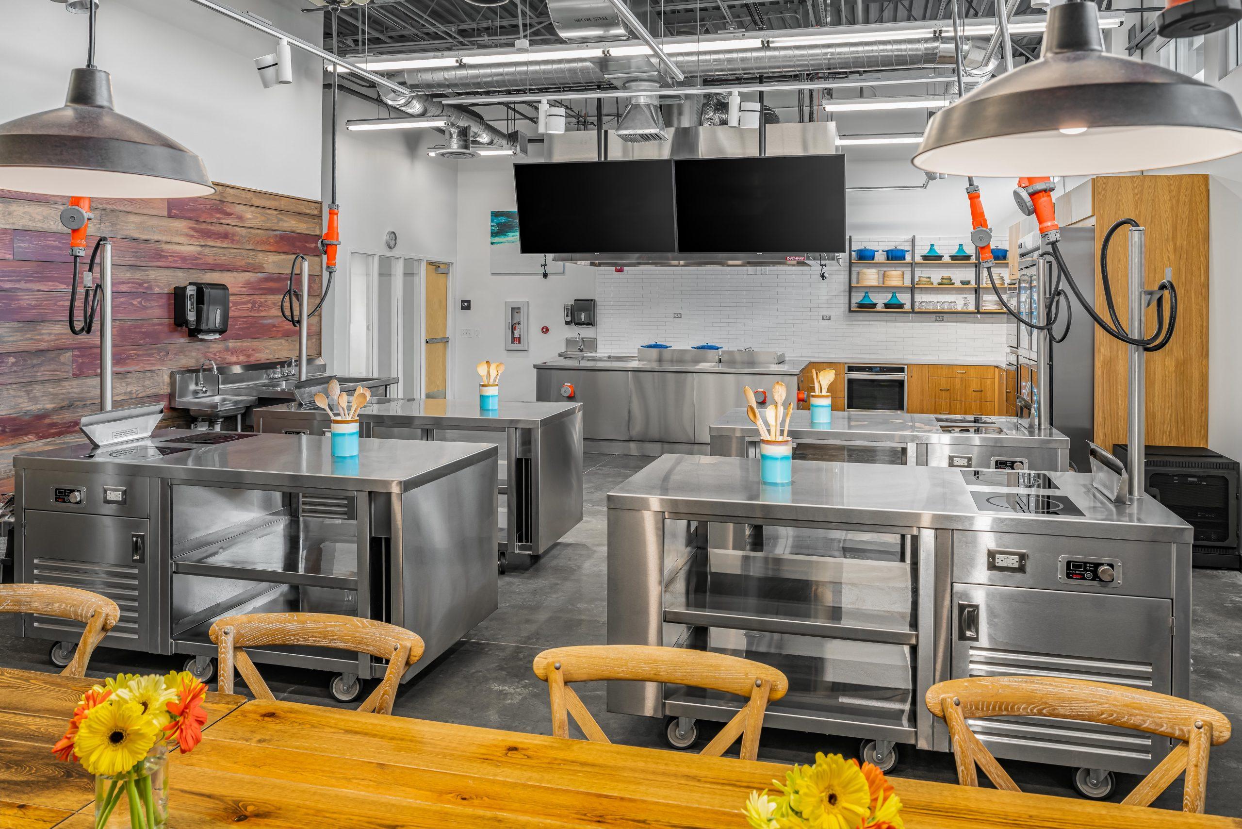 Dunedin Fine Art Center – Culinary Studio