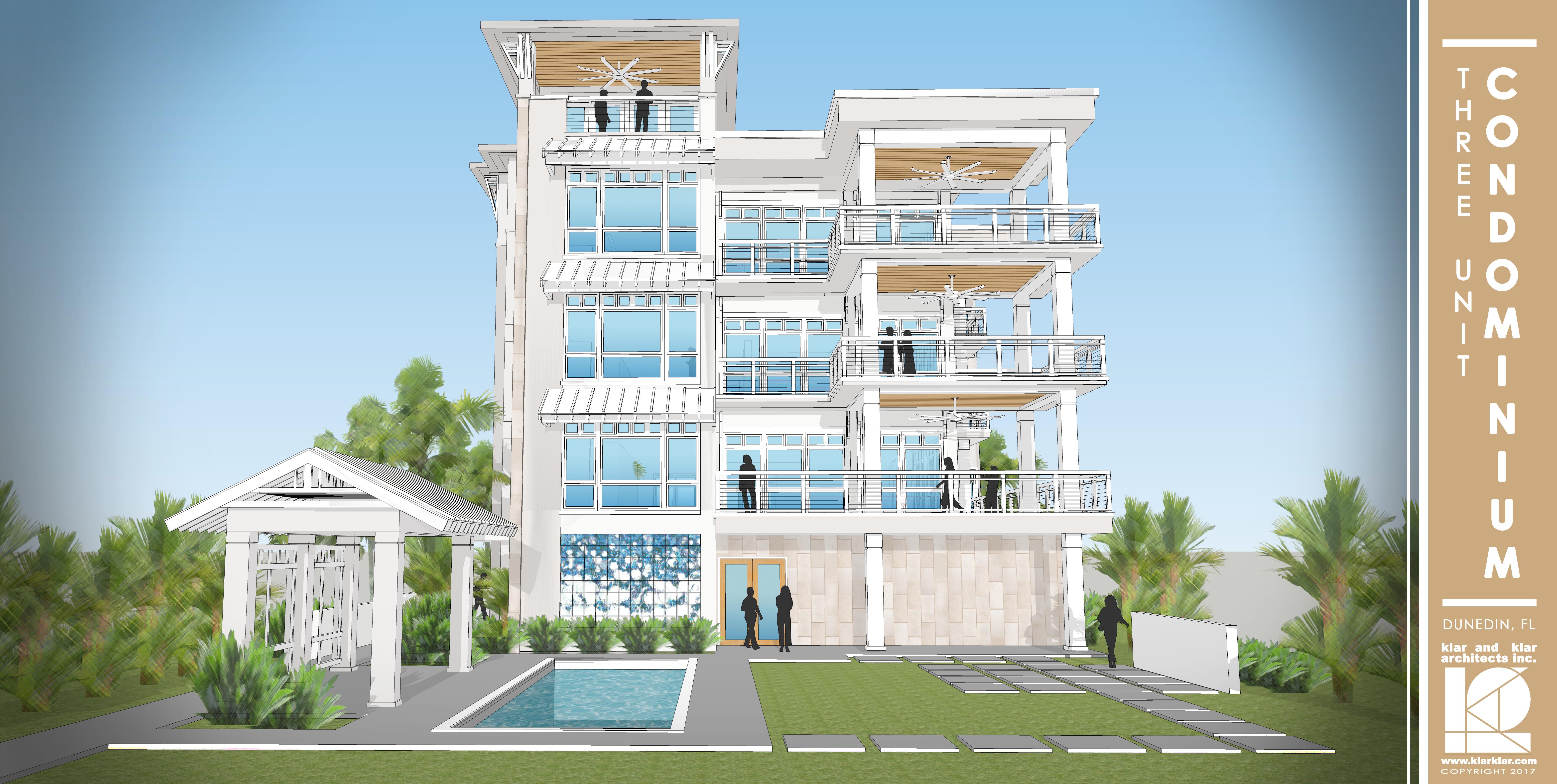 New Dunedin Condominium