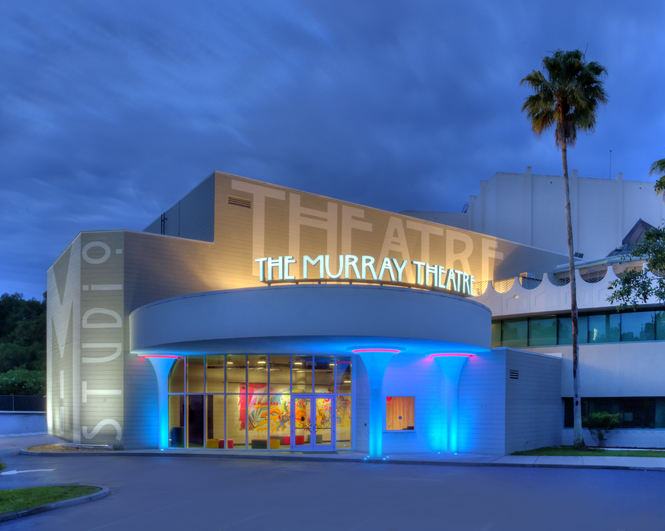Ruth Eckerd Hall Murray Theatre